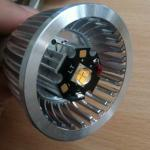 Retrofit-LED im Eigenbau: 50W-Halogen-Ersatz
