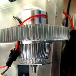 LED Spots zur Aufhellung einer Verkaufshalle – Teil 3 von 4 – Gehäuse, Linse und die Kosten