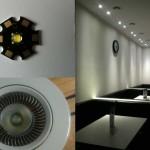 Cree LED Einbaulampen