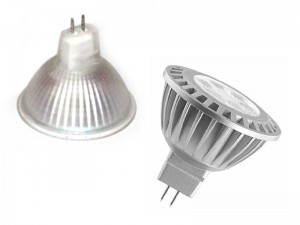 GU-5,3 Halogen und LED-Alternative von Osram