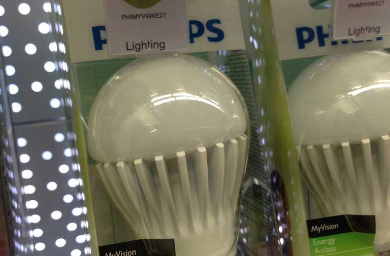 LED-Retrofits von Philips