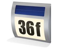 Esotec Wave beleuchtete Hausnummer geht als Preis-Leistungssieger aus dem Test hervor.