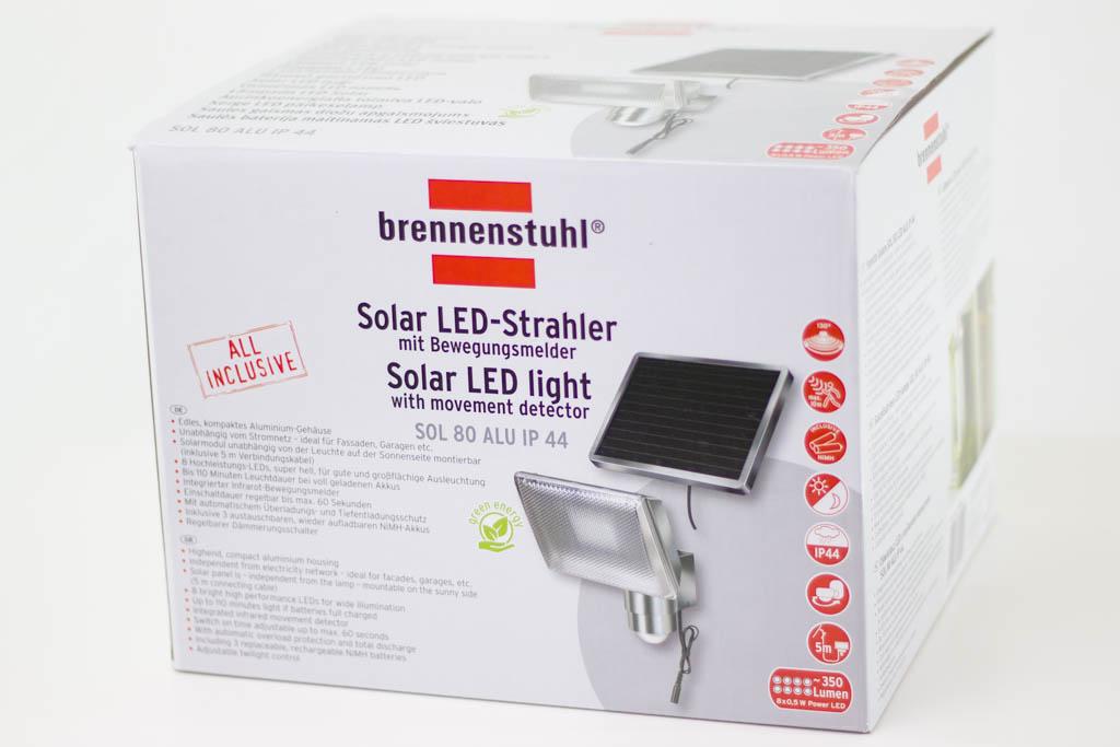 brennenstuhl solarlampe mit bewegungsmelder im praxistest. Black Bedroom Furniture Sets. Home Design Ideas